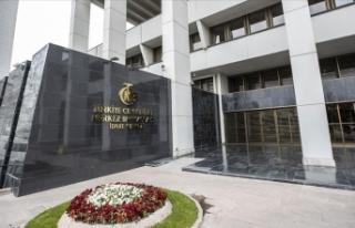 Merkez Bankası rezervleri 123,5 milyar dolar oldu