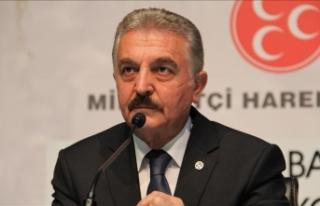 MHP'li Büyükataman: Hayali kahraman İP Başkanı,...