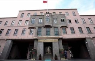 MSB, Ankara'nın başkent oluşunun 98'inci...