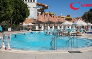 Rusya ve İngiltere pazarı Antalya'da turizm...