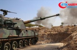 Son beş günde 16 PKK/YPG'li terörist etkisiz...