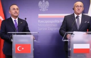 Türkiye'nin girişimleri sonucu Polonya, Türk...