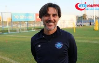 "Vincenzo Montella: ""Yeni Malatyaspor maçı zor..."
