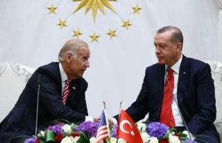 Erdoğan ve Biden'dan FLAŞ açıklamalar