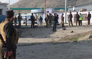 Afganistan'da patlama: 61 ölü