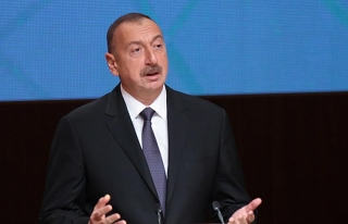 Aliyev'den Ermenistan'a uyarı