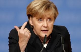 Merkel: Teröre karşı mücadelede birbirimize destek...