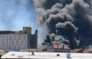 Fransa'da hastanede iki patlama!