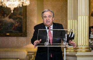 Guterres: BM'nin reforma ihtiyacı var