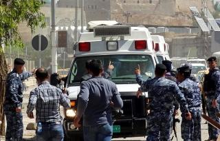Bağdat'ta çifte saldırı: 22 kişi öldü, 70 kişi...