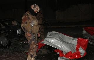 DEAŞ Kerkük'te eş zamanlı intihar saldırıları...