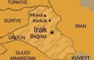 'Irak ordusu Musul'a girdi'