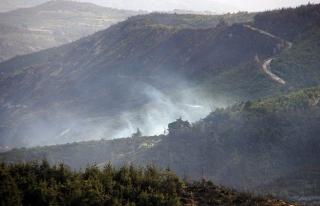 Esad, Türkmendağı'na kara harekatı başlattı
