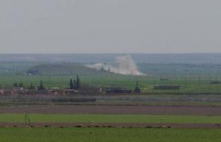 Fırat Kalkanı Harekatı'nda DEAŞ ve PKK/PYD hedefleri...