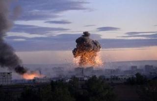 Suriye'de on ayda 2 bin 704 sivil hayatını kaybetti