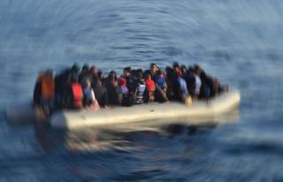 """""""Akdeniz'de 4 ayda ölen sığınmacı sayısı..."""