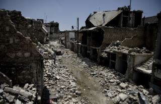 'Musul'da 68 bin sivil yerinden edildi'