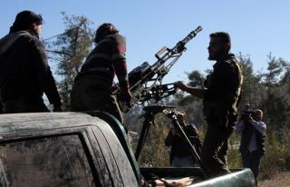 Esad rejimi Türkmendağı ve İdlib kırsalını...