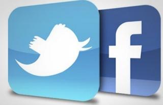 Facebook ve Twitter durma noktasında!