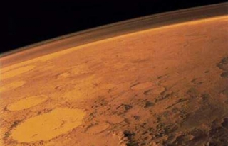 Mars'ta ABD'nin en büyük gölü büyüklüğünde...