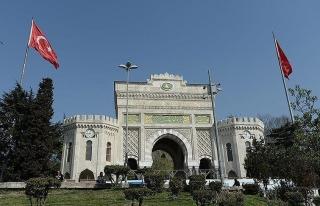 İstanbul Üniversitesi'nde FETÖ operasyonu