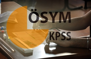 KPSS ortaöğretim sınavının saati değiştirildi!