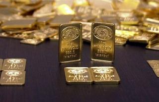 Altın fiyatları hızlı düşüşün ardından dengelendi