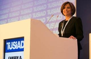 TÜSİAD Başkanı Symes: Fazlasıyla endişe duyuyoruz