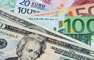 Dolar güne 2,9506 TL, Euro 3,2857 TL'den başladı