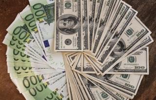 Dolar güne 2,9449 TL, Euro 3,3539 TL'den başladı