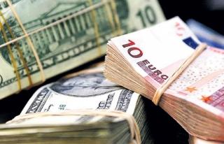 Dolar güne 2,8287 TL, Euro 3,2167 TL'den başladı