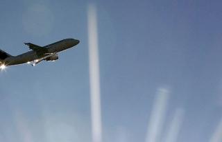 Katar uçağı, Atatürk Havalimanı'na acil iniş...