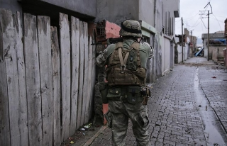 Terörle mücadelede haftalık bilanço: 36 terörist...