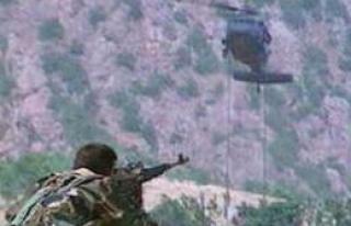 Beytüşşebap'ta PKK'dan bombalı tuzak : 2 korucu...