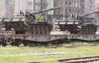 Şanlıurfa'dan 'Fırat Kalkanı' operasyonuna askeri...