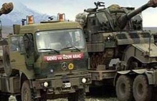 Maltepe'de askeri birliklerin şehir dışına taşınması...