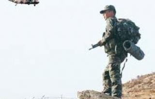 Çaldıran'da çatışma: 8 şehit, 11 PKK'lı ölü...