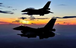 Tunceli'de hava operasyonuyla 14 terörist etkisiz...