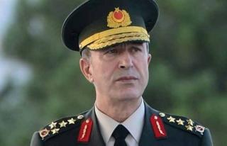 Genelkurmay Başkanı Akar: TSK, gücünden hiçbir...