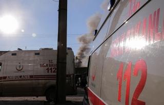 Cizre'de polis kontrol noktasına terör saldırısı:...