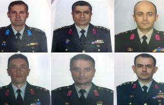 FETÖ'nün firari komutanlarının fotoğrafları...