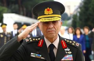 Jandarma Genel Komutanı Orgeneral Mendi'nin savcılık...