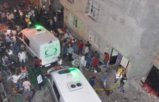 Gaziantep'te terör saldırısı: 54 kişi hayatını...