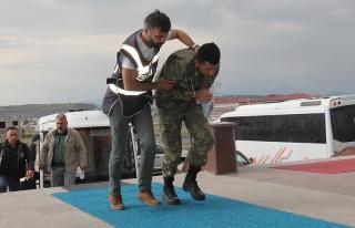 Foça Deniz Üs Komutanlığındaki 201 asker gözaltına...