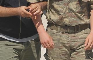 Harp Akademilerinde görevli 40 rütbeli asker tutuklandı