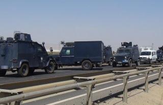 Mardin'de polis aracına yönelik terör saldırısı
