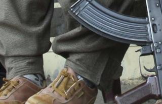 PKK'lı teröristler hudut bölüğüne saldırdı