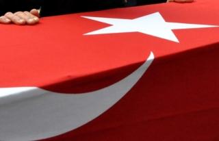 Bursa'da şehit uzman çavuş son yolculuğuna uğurlandı