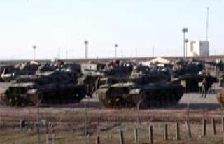 Karkamış Sınırındaki 10 Tank Daha Bu Sabah Suriye'ye...
