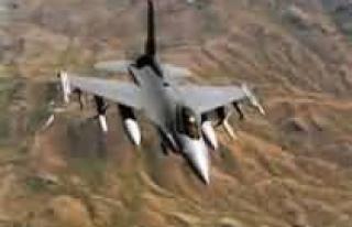 Suriye-Türkiye sınırı yakınlarında hava saldırısı